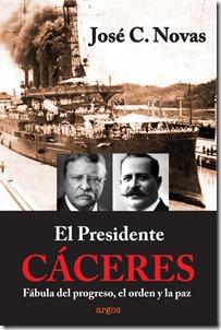 El presidente Cáceres