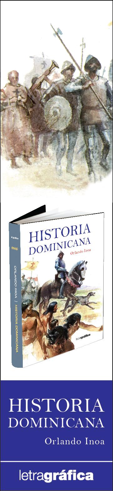 Historia Dominicana, de Orlando Inoa