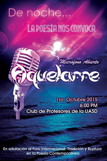 Poster Aquelarre