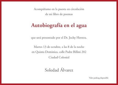 Invitación puesta en circulación Autobiografía en el agua (3)