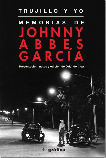 Portada Johnny Abbes - Nuevo lomo