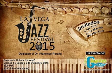 La Vega Jazz Festival 2015