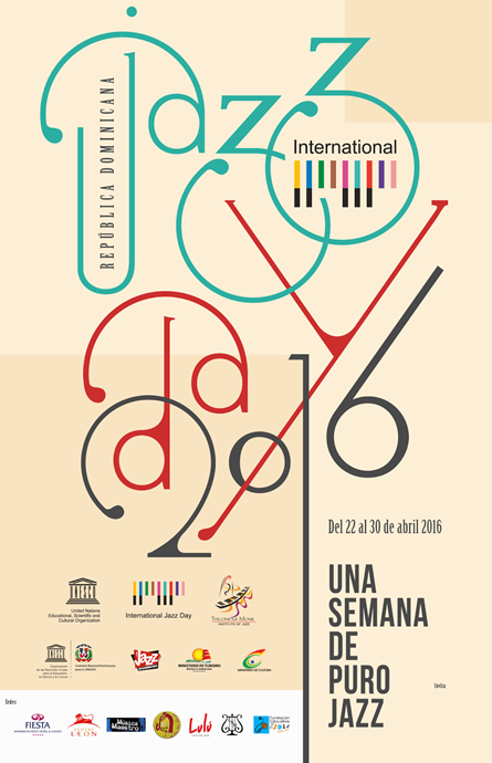 1.- jazz day 2016-sedes. 21 mar