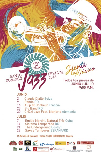 CT Jazz Fest 2016 - Afiche copy