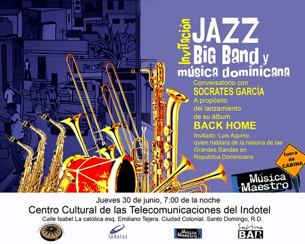 Conversatorio Jazz Big Band