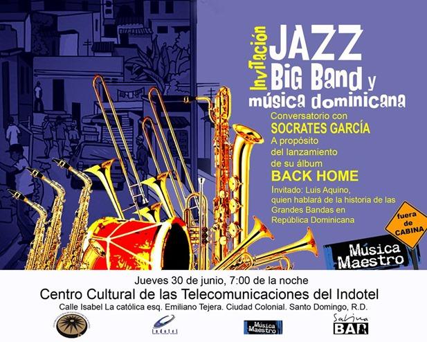 Conversatorio Jazz Big Band