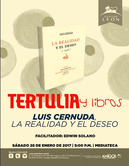Tertulia y libros