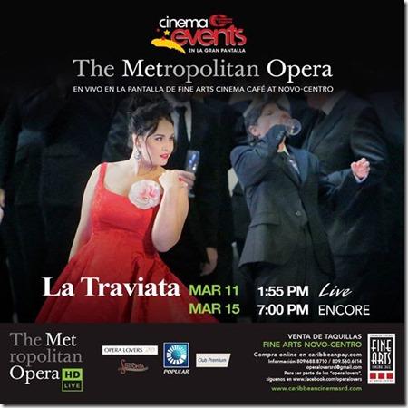 La Traviatas