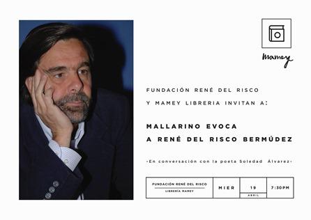 Invitacion Mallarino Mamey