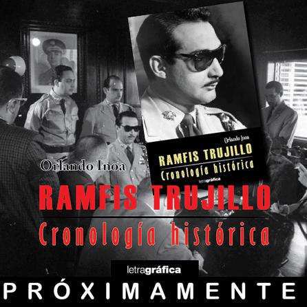Anuncio libros Ramfis Trujillo