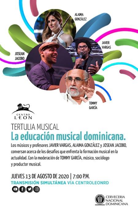 La educación musical dominicana