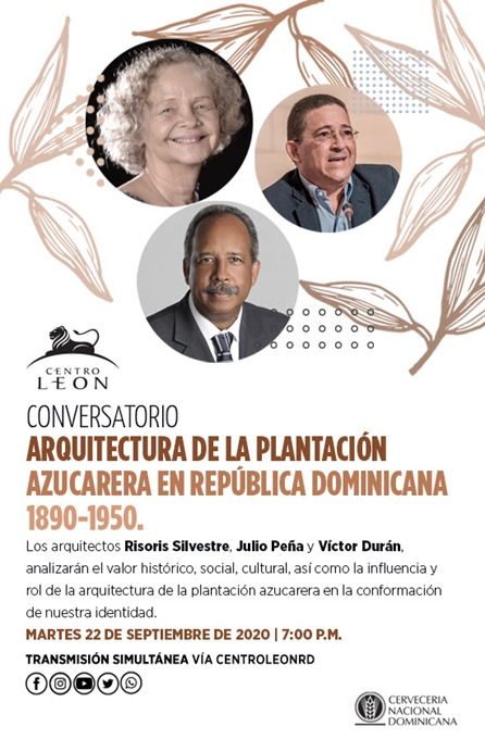 20200921ConversatorioarquitecturadelaplantaciónazucareraenRD