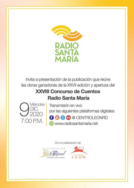 XXVIII CONCURSO DE CUENTOS