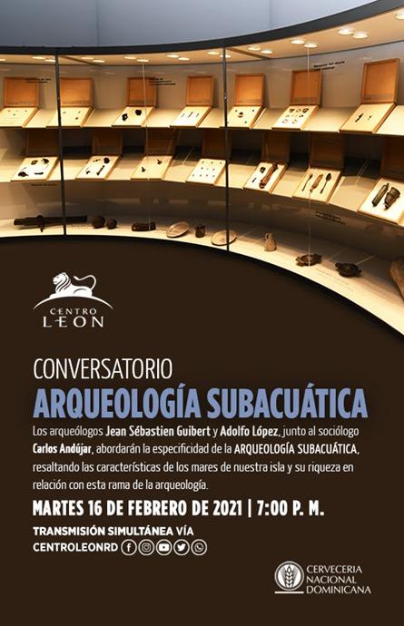 Conversatorioarqueologiasubmarina